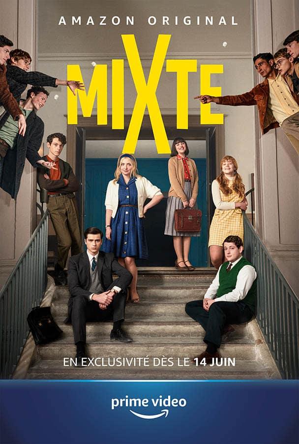 Mixte, affiche Amazon Prime Vidéo