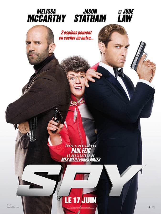 Affiche de Spy de Paul Feg