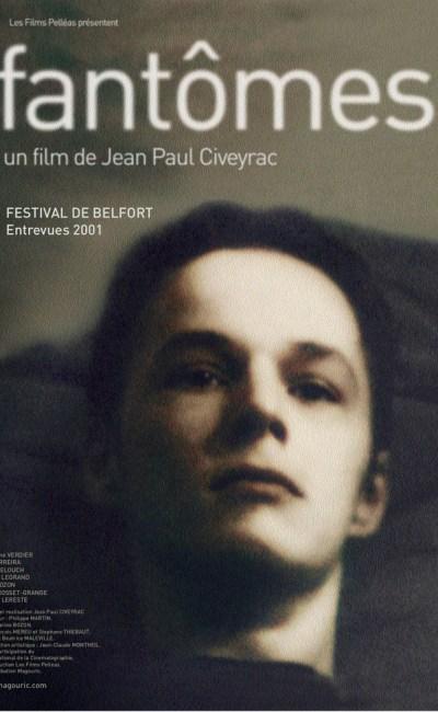 Fantômes de Jean-Paul Civeyrac, affiche du film 2