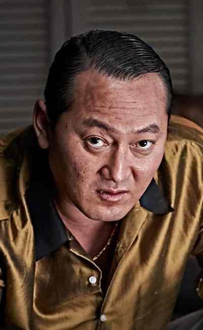 JEONG Man-sik dans Lucky Strike
