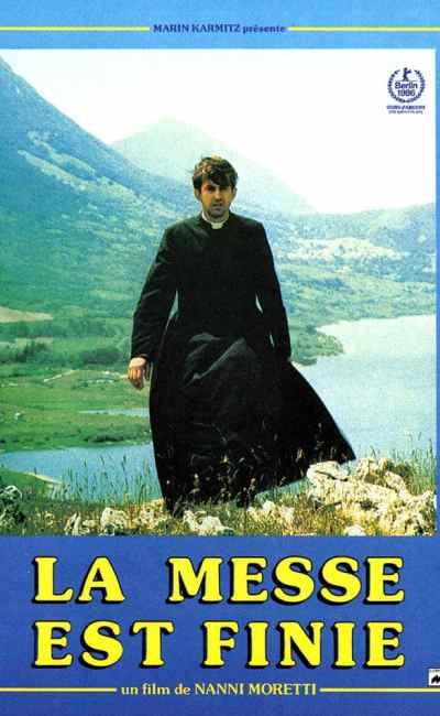 La messe est finie, affiche du film de Nanni Moretti