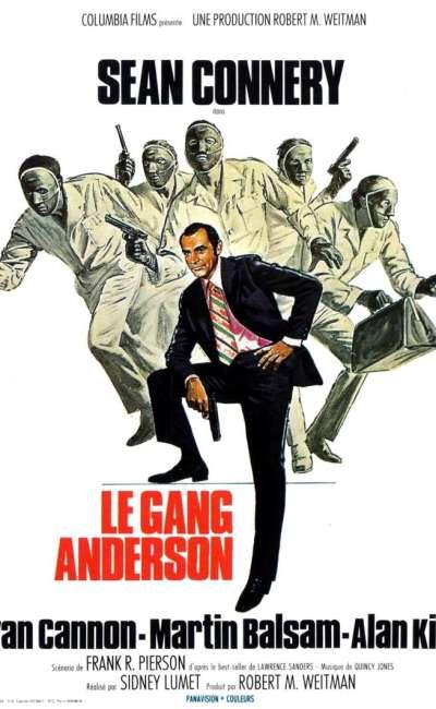 Le gang Anderson, l'affiche