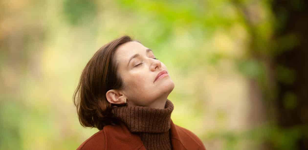 Emmanuelle Devos dans Les Parfums