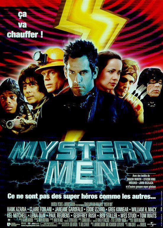 Mystery Men, affiche cinéma 1999