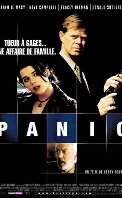 Panic de Henry Bromell, avec Neve Campbell