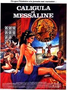 Caligula et Messaline, l'affiche
