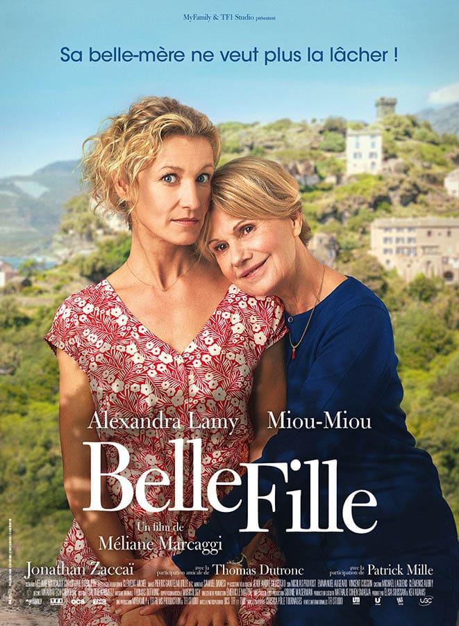 Belle Fille, affiche du film
