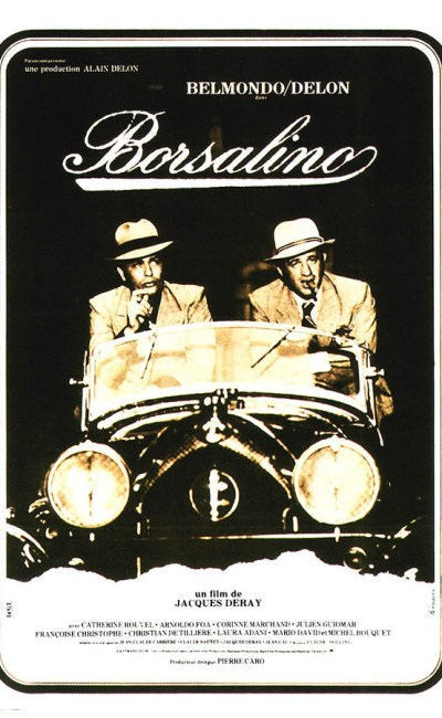 Borsalino : la critique du film