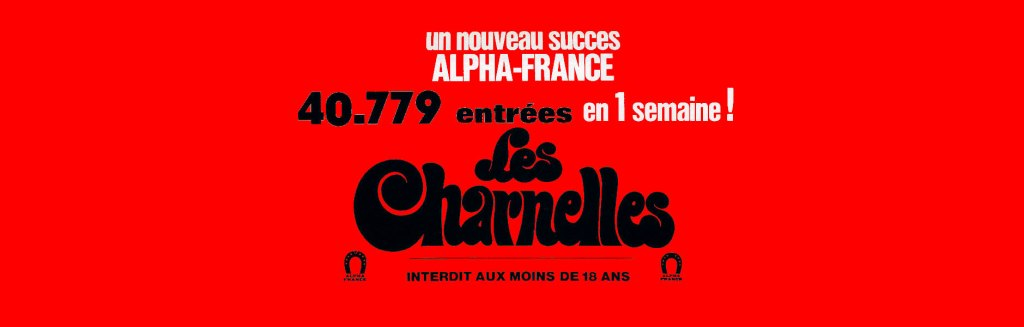 Les Charnelles de Claude Mulot (Frédéric Lansac) est sur CinéDweller