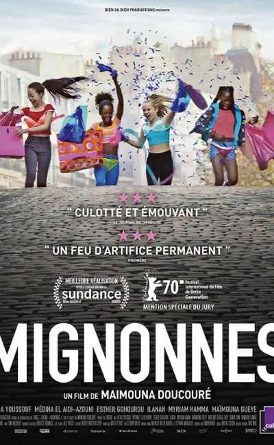 Affiche du film Mignonnes de Maimouna Doucouré