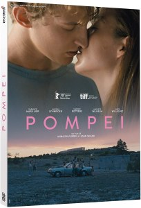 Pompéi, artwork DVD France