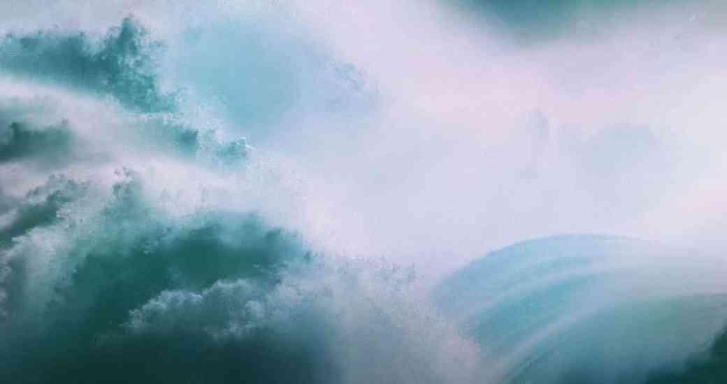 Evian Christ : le clip Ultra fait des vagues