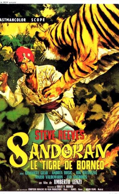Sandokan, le tigre de Bornéo : la critique du film
