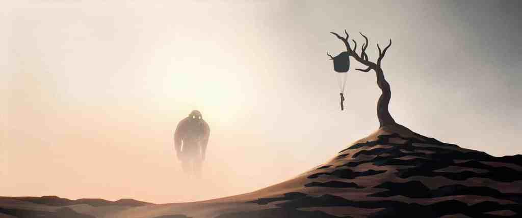 L'étrange géant d'Ailleurs de Gints Zilbalodis