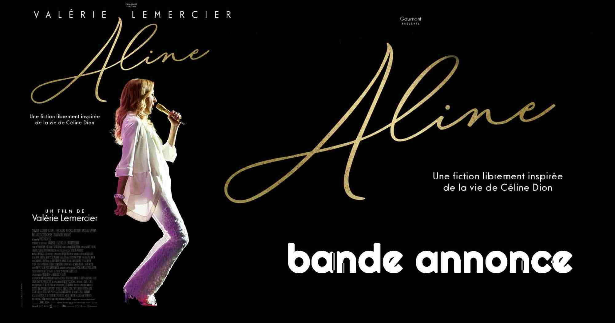 Aline, bande-annonce du film de Valérie Lemercier