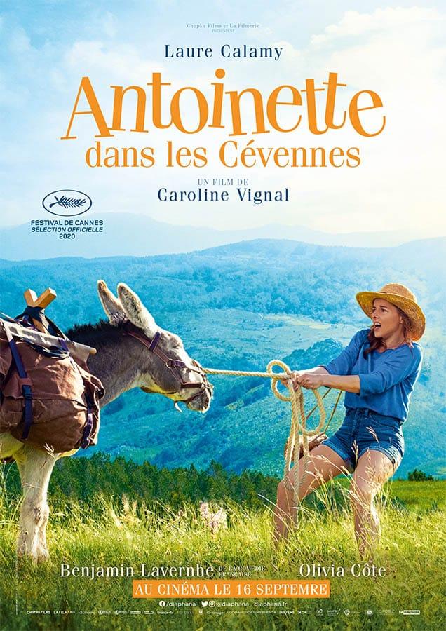 Antoinette dans les Cévennes, annonce sortie