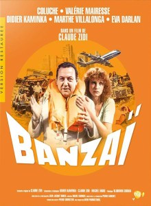 Banzaï, blu-ray 2017