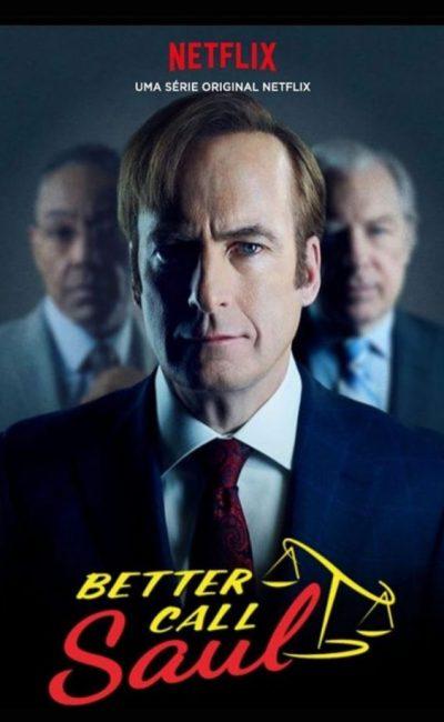 Bob Odenkirk dans la série culte, Better call Saul