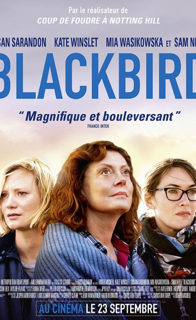 Blackbird, affiche du film