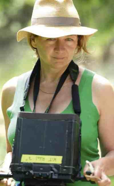 Caroline Vignal sur le tournage d'Antoinette dans les Cévennes