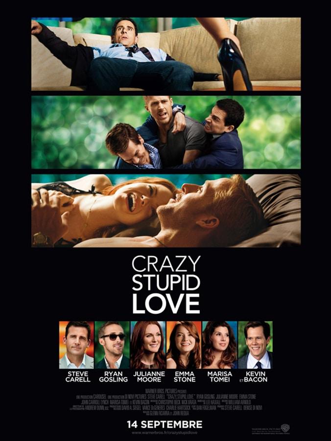 Crazy Stupid Love, affiche / Poster france