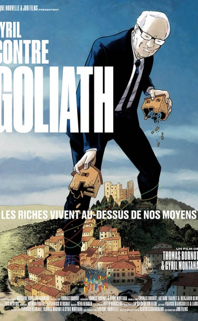 Cyril contre Goliath, affiche du film