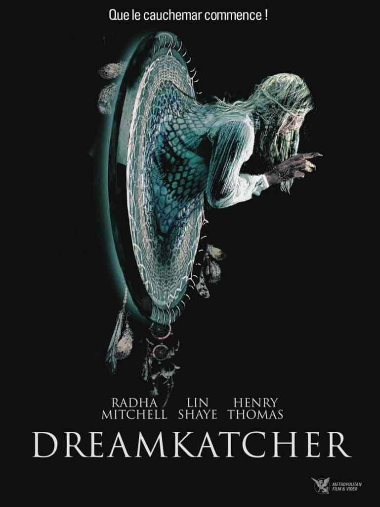 Metropolitan propose Dreamkatcher en DVD et blu-ray