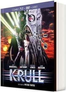 Krull, jaquette du Mediabook