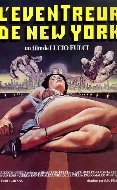 L'éventreur de New York, l'affiche française