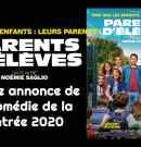Box-office France : Parents d'élèves ne fait pas le poids face à Antoinette