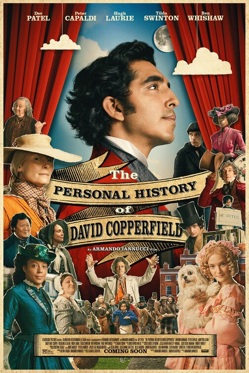 The Personal History of David Copperfield de Armando Iannucci