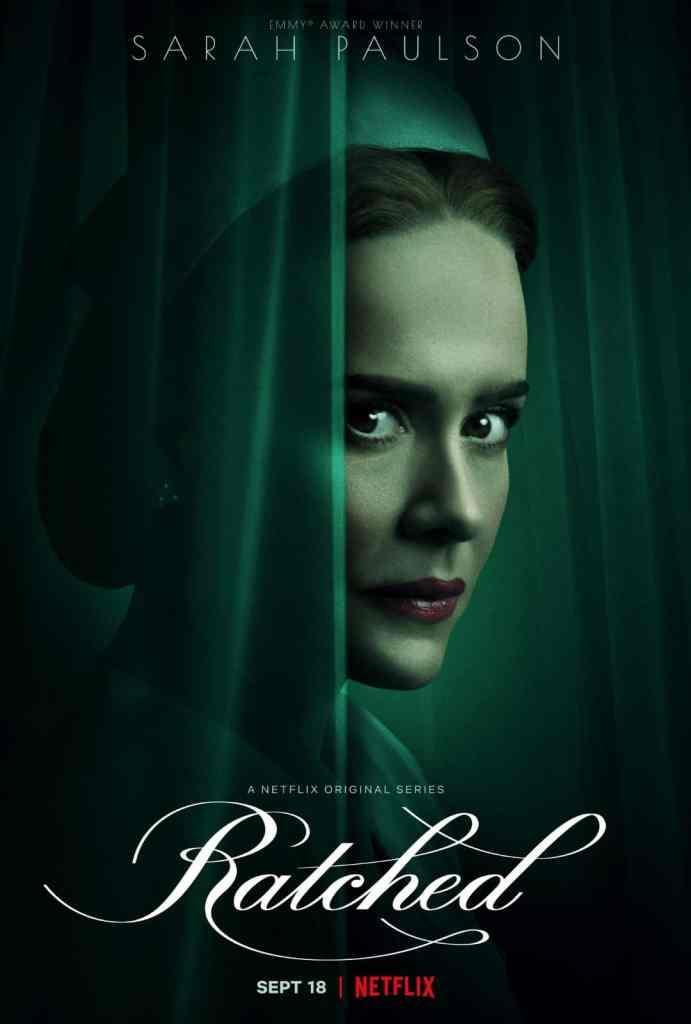 Ratched, avec Sarah Paulson, un évènement Netflix
