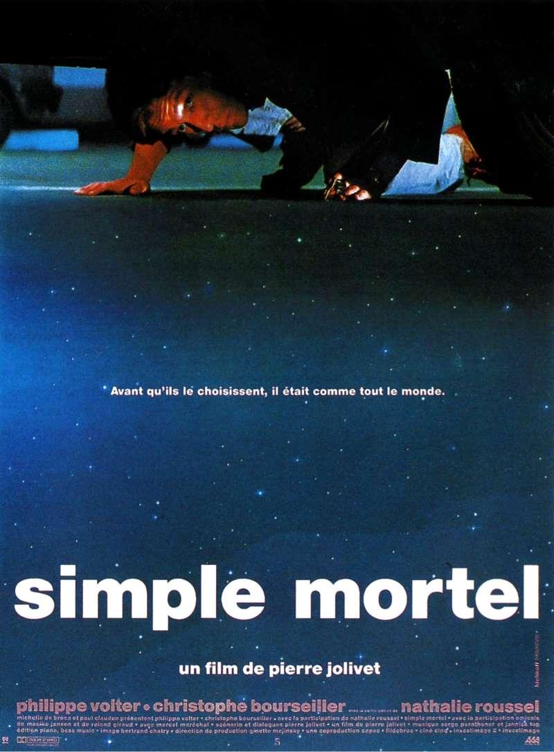 Simple mortel, l'affiche