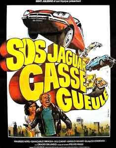 SOS jaguar, opération casse gueule affiche