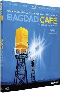 Bagdad Café, jaquette du blu-ray