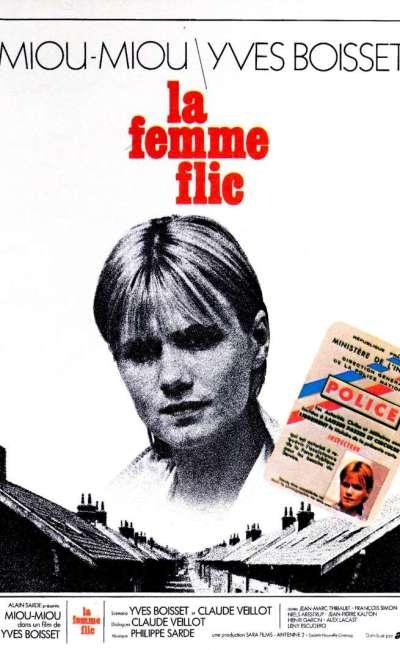 La femme flic, l'affiche