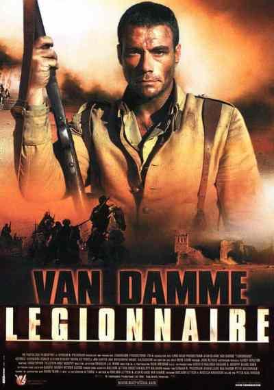Légionnaire, affiche cinéma