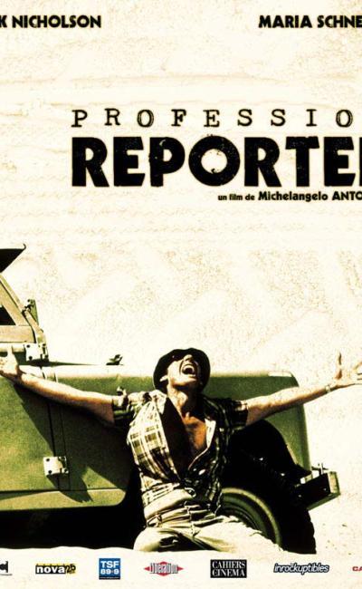 Profession : reporter, l'affiche de la reprise 2017