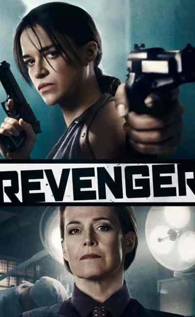 Revenger, cover VOD, film de Walter Hill