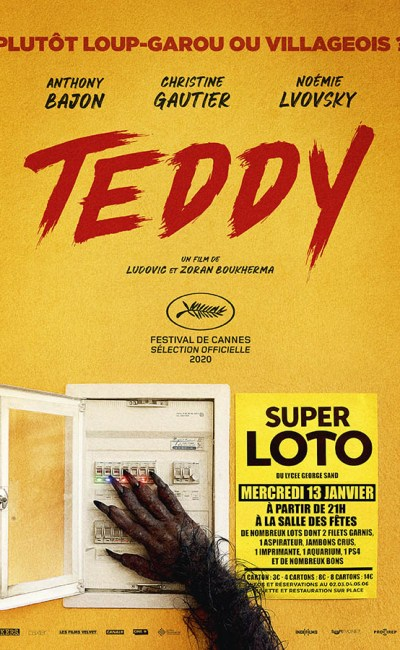Teddy (Gérardmer 2021) : la critique du film