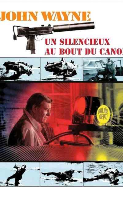 Cover VOD Un silencieux au bout du canon (Warner)