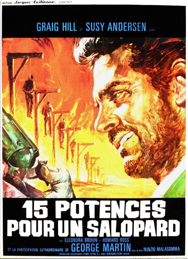 15 potences pour un salopard (Jacques Leitienne)