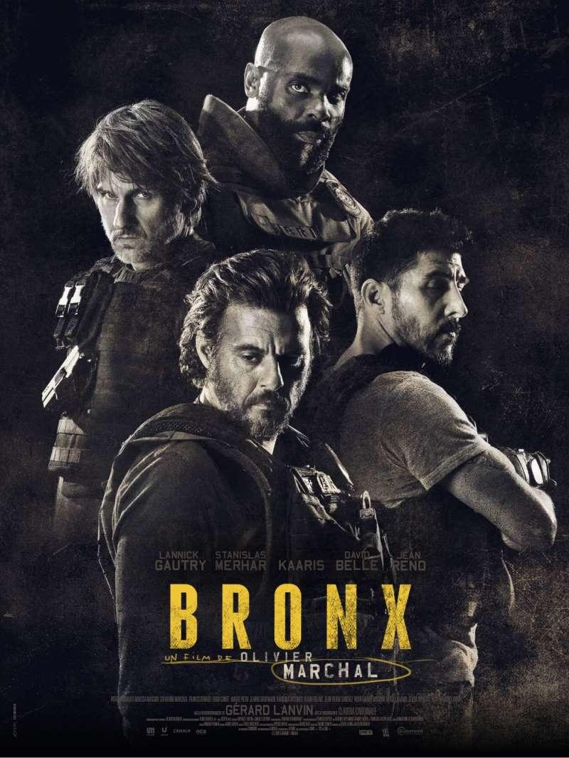 Bronx, l'affiche