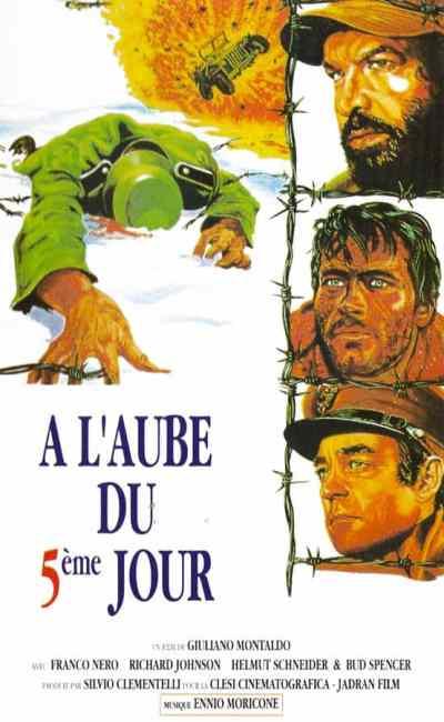 A l'aube du 5e jour, VHS 2e édition