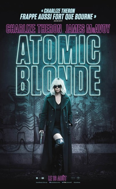 Atomic Blonde : la critique du film
