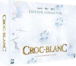 Croc-blanc, jaquette édition collector
