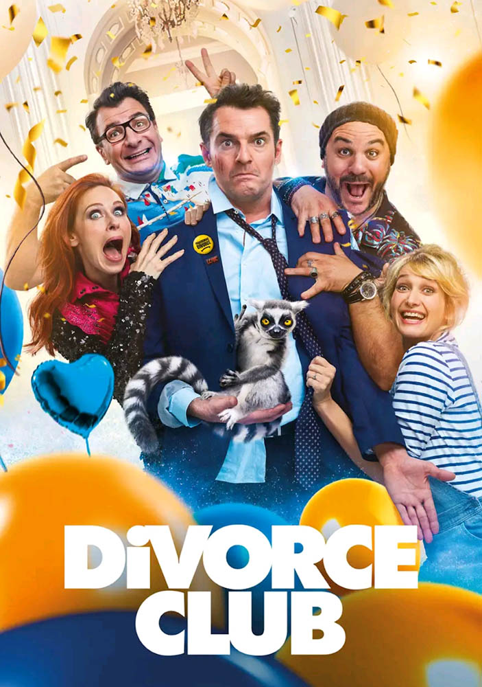 Divorce Club, cover VOD