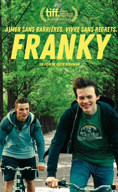 Franky (Giant Litlle Ones), jaquette France