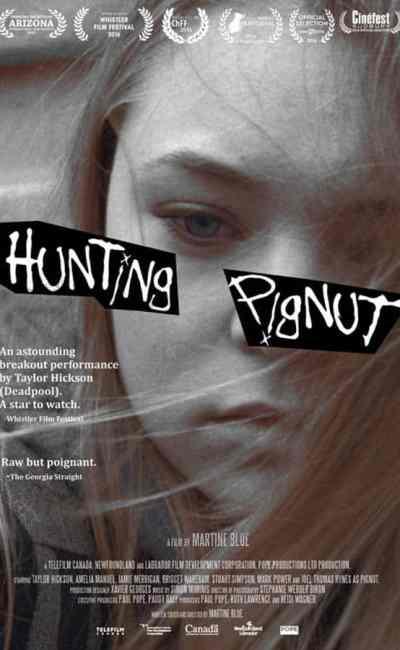 Hunting Pignut (2016), affiche