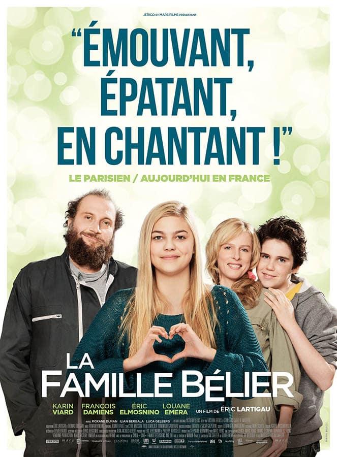 La famille Bélier, affiche